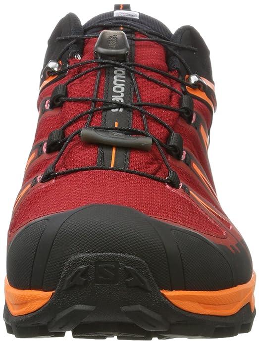 5326f3b3e Salomon X Ultra 3 GTX, Zapatillas de Senderismo para Hombre: Amazon.es:  Zapatos y complementos