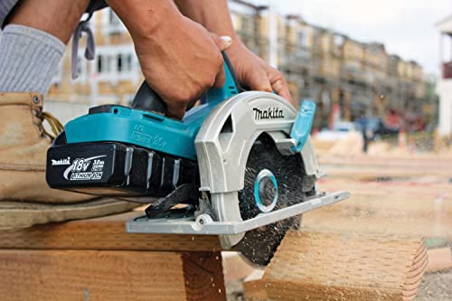 Makita XSH01X 18V X2 LXT Lithium-Ion 36V Cordless 7-1 4-Inch Circular Saw Kit- Discontinued by Manufacturer Discontinued by Manufacturer