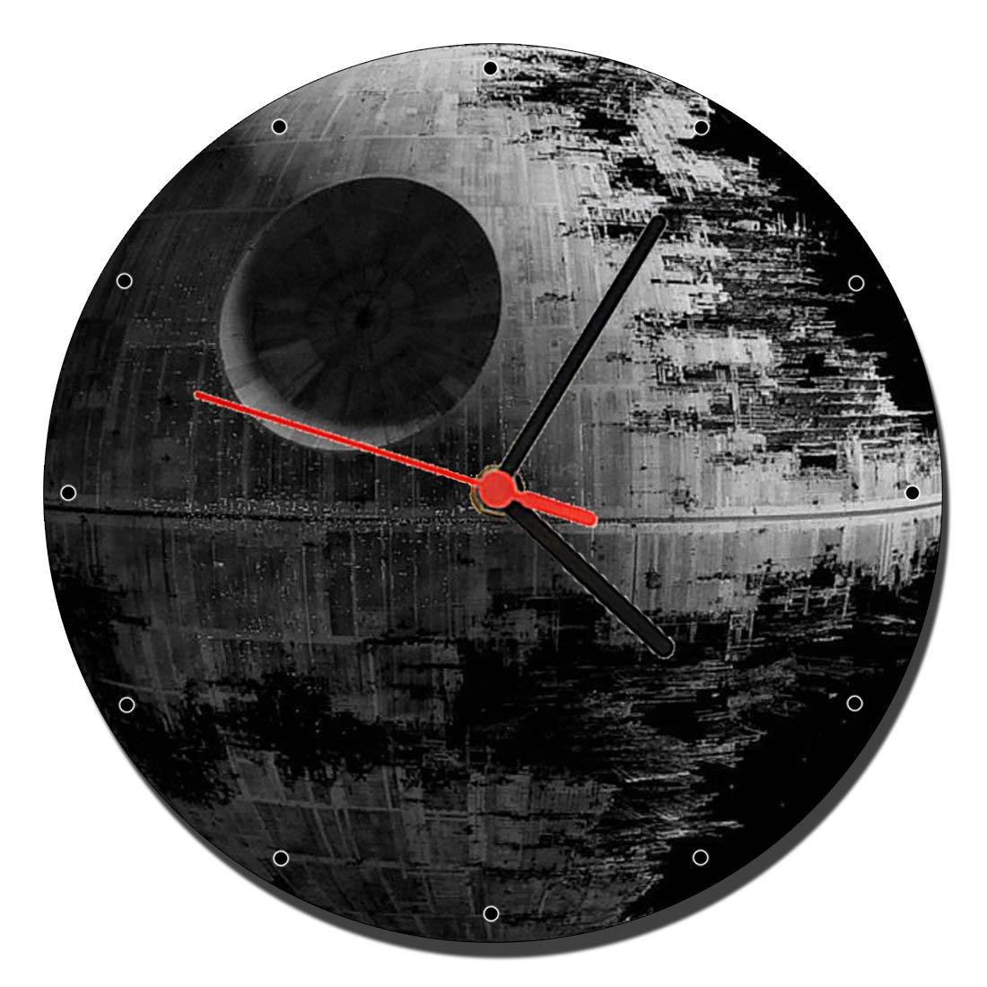 MasTazas Star Wars Death Star Horloge Murale Wall Clock 20cm