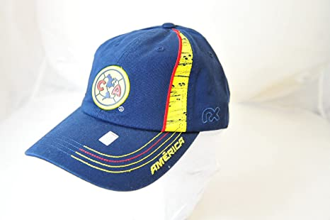 010 Rhinox  CA Club America Authentic Official Licensed Soccer Cap One Size