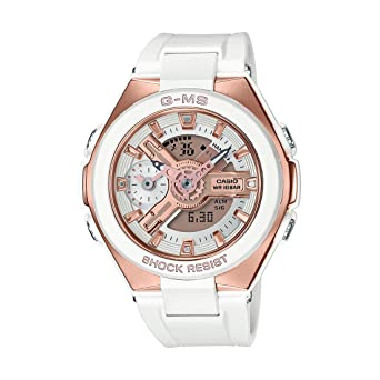 Buy Casio Baby-g Analog-Digital Silver Dial Women's Watch