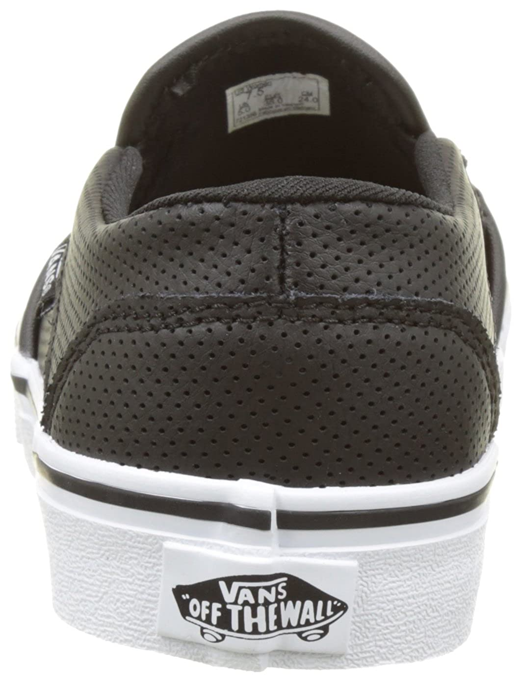 2d970a10 Vans Women's Asher Trainers