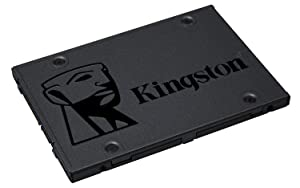 "Kingston A400 SSD 480GB SATA 3 2.5"" Solid State Drive SA400S37/480G - Increase Performance"