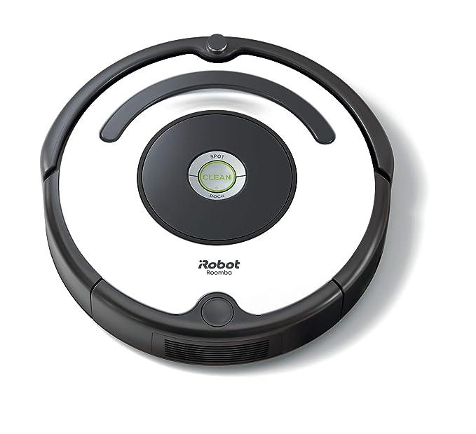 ASPIRADORA Robot IROBOT ROOMBA R675 WiFi: 229.9: Amazon.es: Electrónica