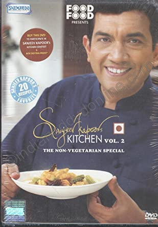 Amazon.com: Sanjeev Kapoor\'s Kitchen - Vol.2 (The Non- Vegetarian ...