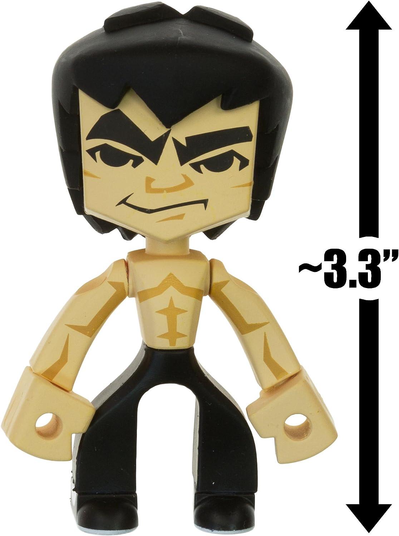 Round 5 Bruce Lee 5 Inch Vinyl Figure Game of Death Bruce Lee Shirtless