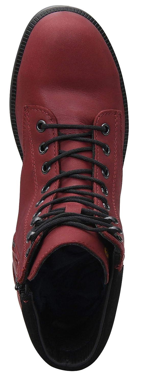 38 1 ELTEN NIKOLA Black Mid ESD S2 Chaussures de s/écurit/é pour femme Business /él/égant Noir embout en acier Noir
