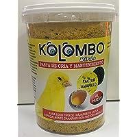 KOLOMBO Pasta de cría y Mantenimiento Factor Amarillo