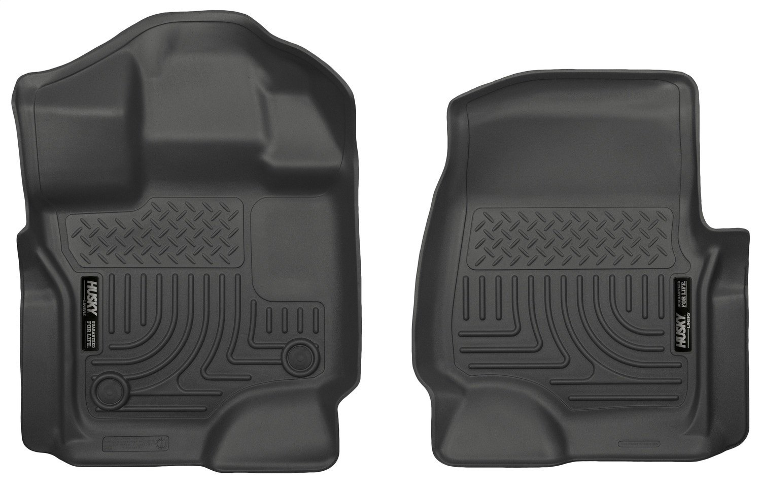 Husky Liners 2nd Seat Floor Liner (Full Coverage) Fits 15-18 F150 SuperCrew Cab 19371