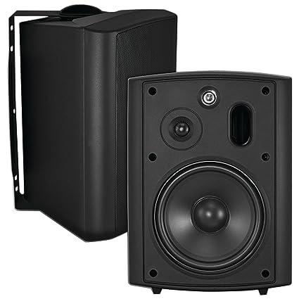 AP640 6.5 Inch 150W 2 Way Indoor/Outdoor Weather Resistant Patio Speakers