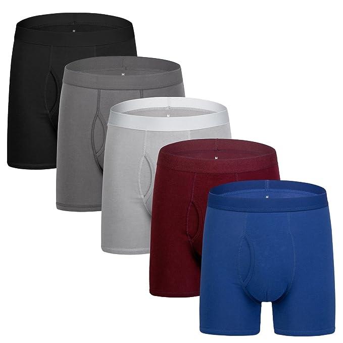 Qualität zuerst 100% Zufriedenheitsgarantie Outlet zum Verkauf Dream Catcher Boxershorts Herren Unterwäsche Baumwolle Unterhosen Männer  Boxershorts 5er Pack S/M/L/XL/XXL