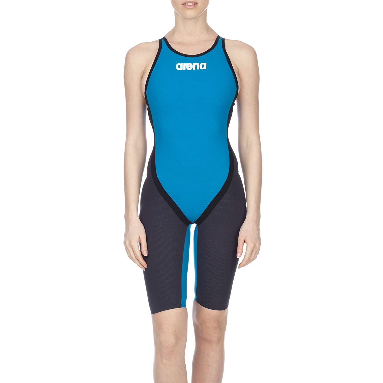 Arena 1A318 Women's Open Back Powerskin Carbon Flex Swimsuit