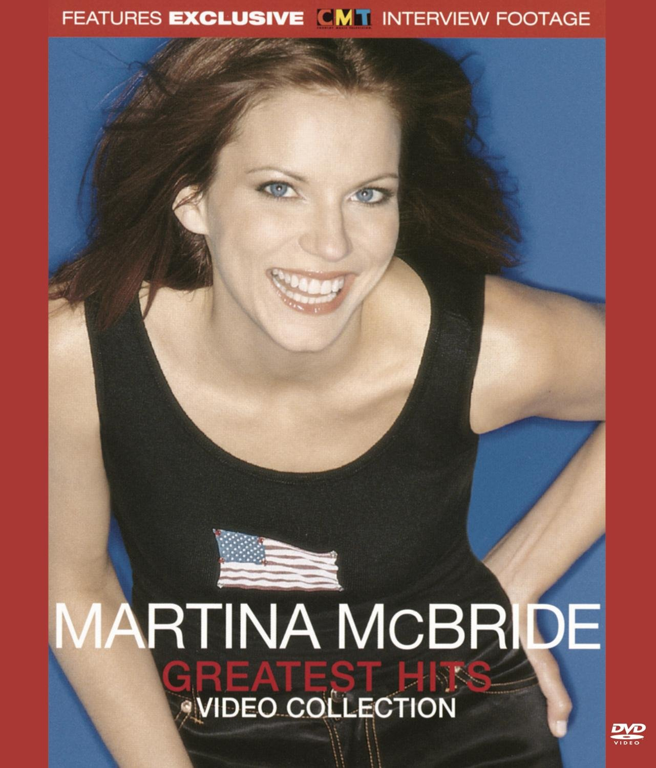 DVD : Martina McBride - Greatest Hits (Super Jewel Box)