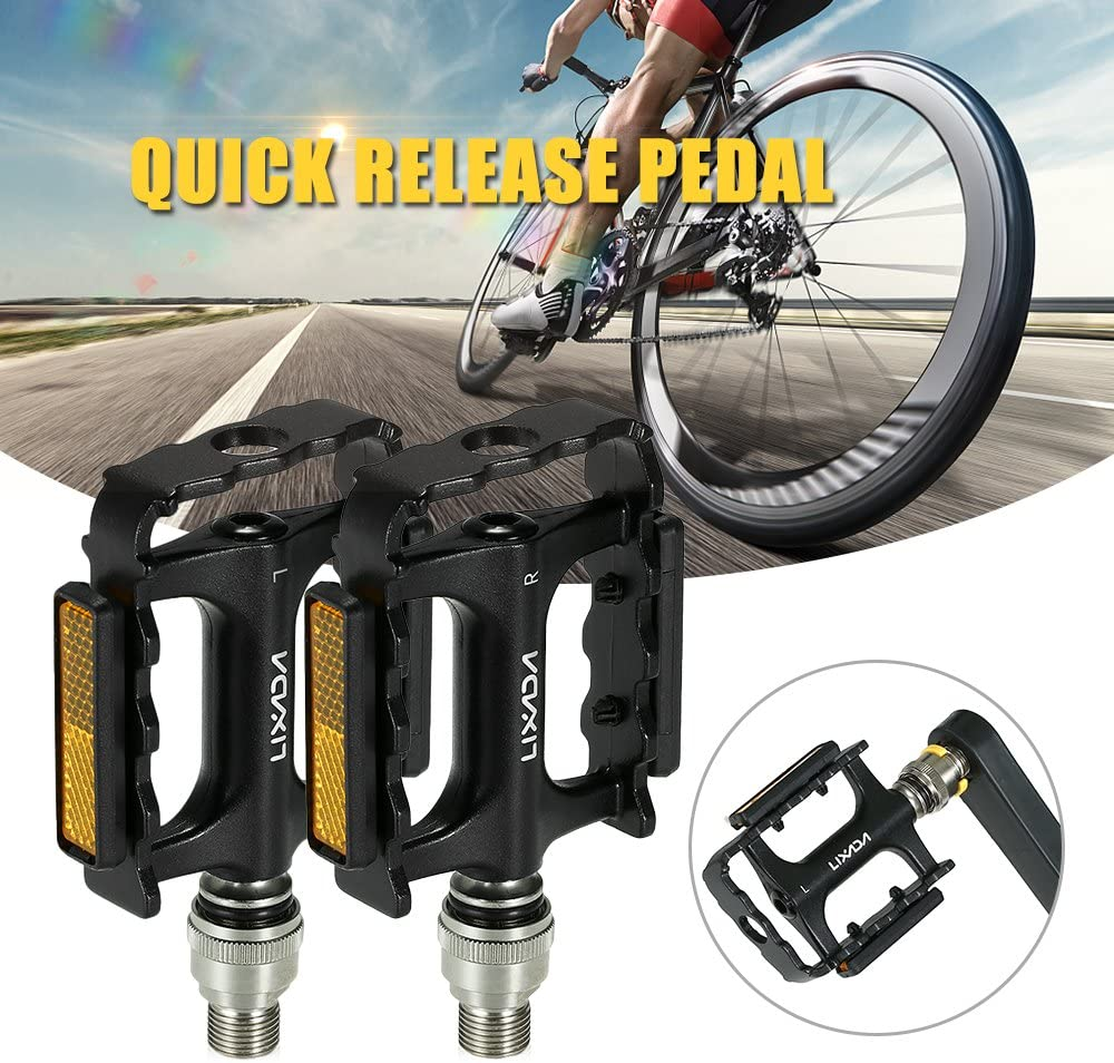 Mountain Road Bicycle Pedal Lock Extension Shaft Pedal Extension Extension  Q4D1