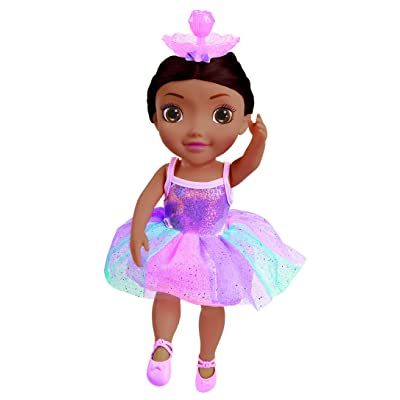 Ballerina Dreamer Doll with Brown Hair: Toys & Games