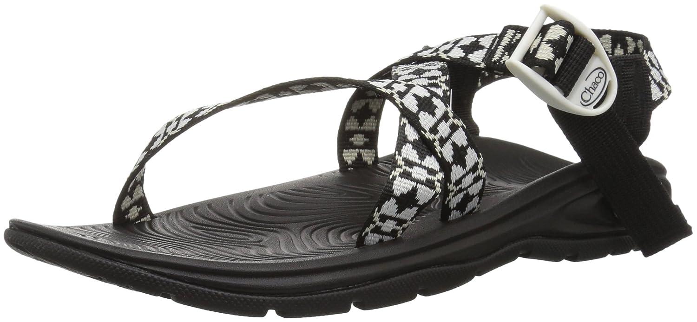 Chaco Women's Zvolv Athletic Sandal B072QYTNZG 12 B(M) US|Pane Angora