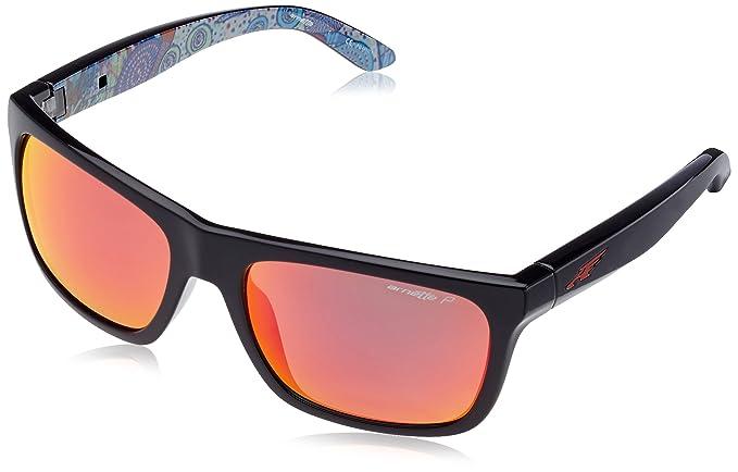 Arnette Dropout - Gafas de sol, Negro, 58 mm