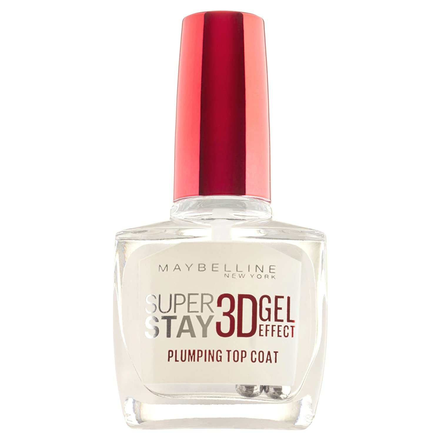 Maybelline Superstay 3D Gel Effect Plumping Top Coat L'Oreal 3600531318949