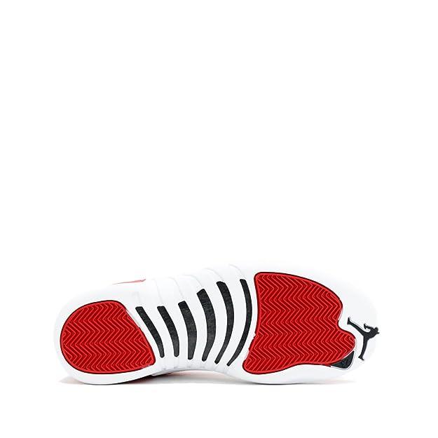 best service 64592 fc48b Nike Air Jordan 12 Retro XII 130690-600 Gym Red Gym Red White-Black - Air  Jordan 100% Authentique  Amazon.fr  Chaussures et Sacs