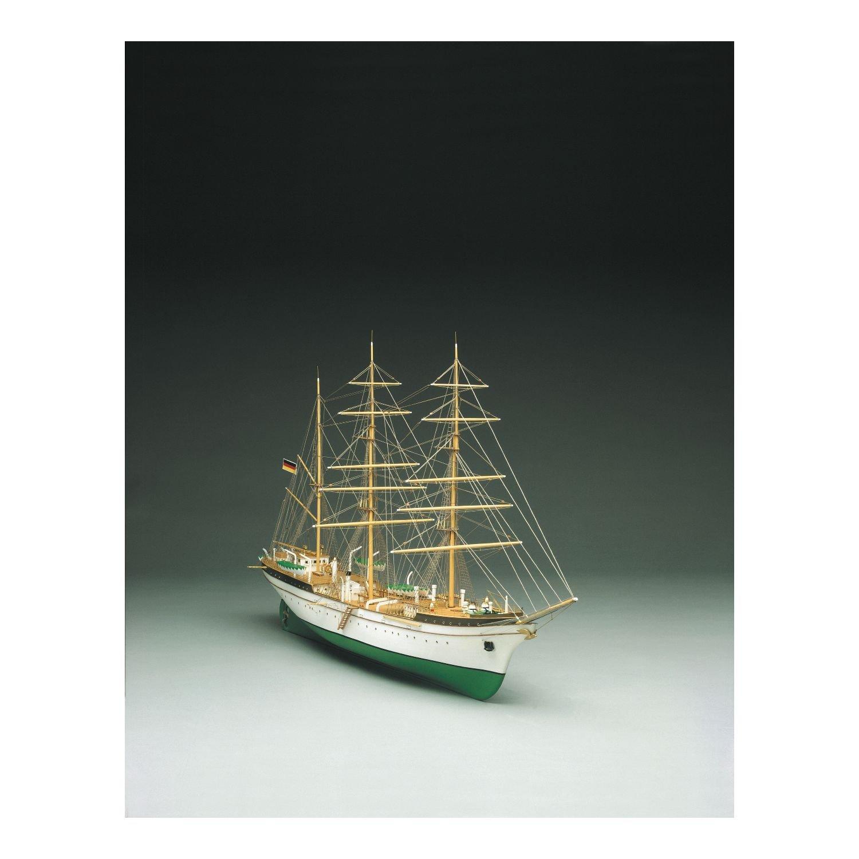 Plank on Frame Hull Type Mantua Models DIY Interior Decor
