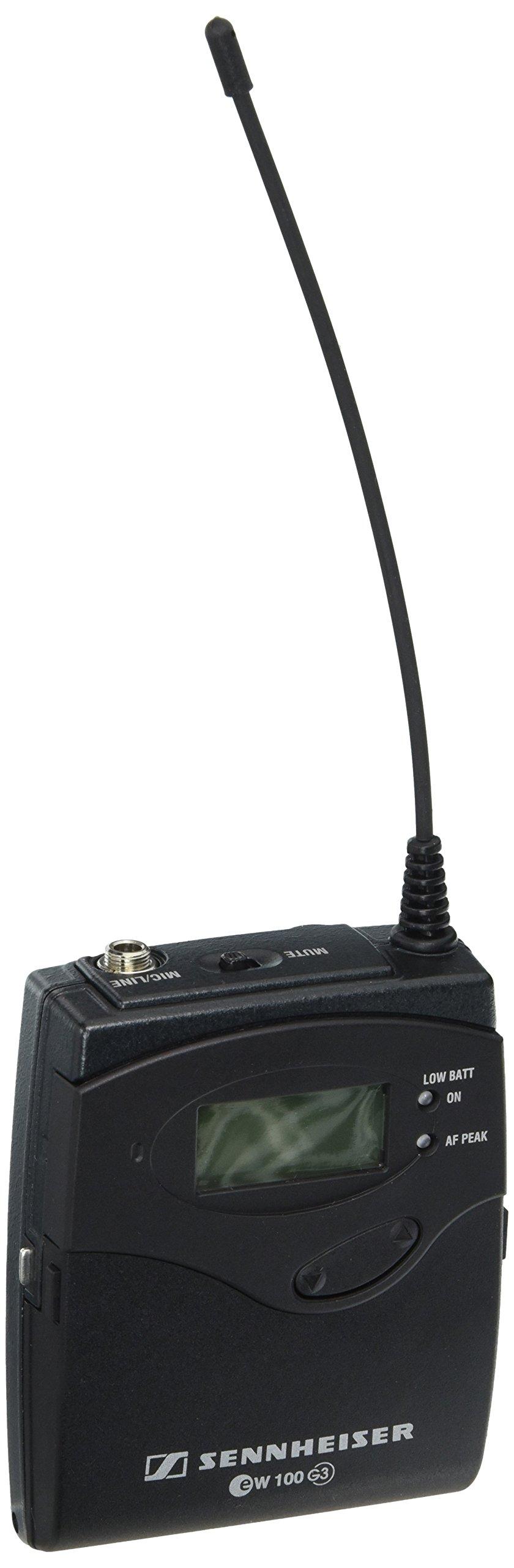 Sennheiser SK100G3-A 516-558Mhz Body Pack