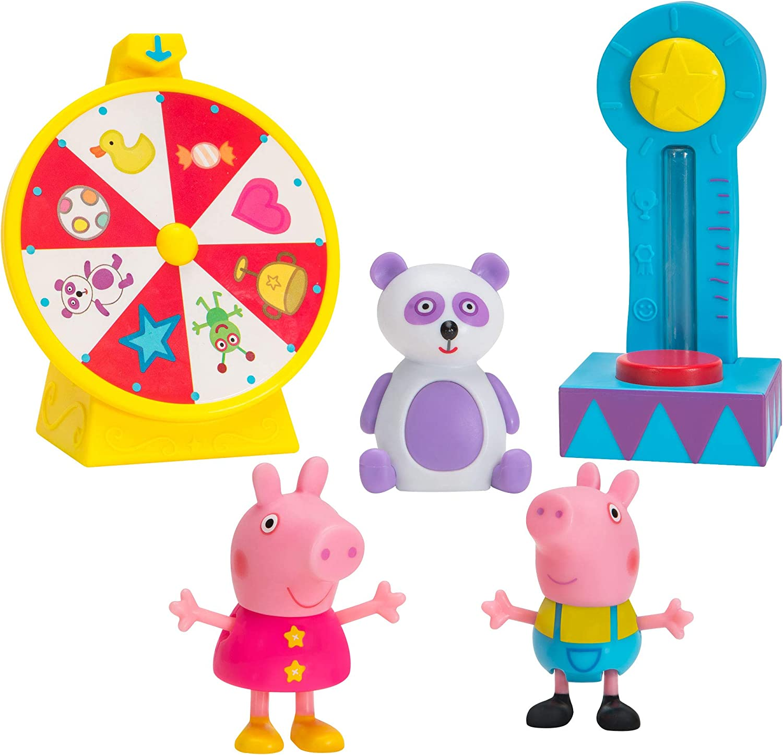 Peppa Pig Carnival Fun Playtime Set
