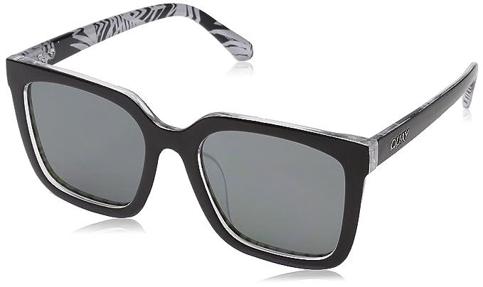 38371ea7d9d01 Quay Eyewear Unisex Adults  Genesis Sunglasses