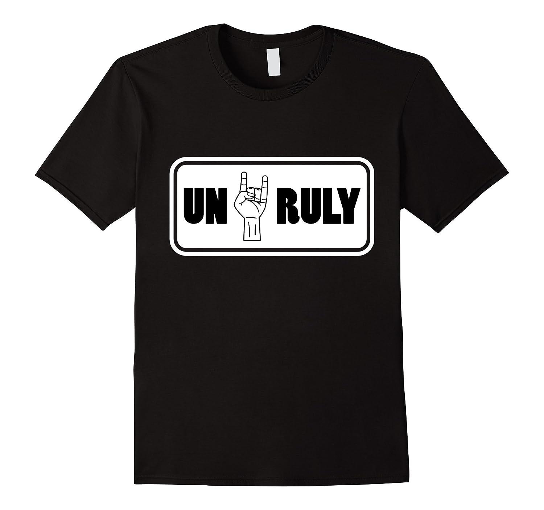Unruly Jamaican Dancehall Reggae Music Island T-Shirt