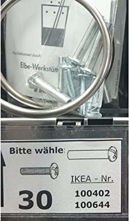 Ikea Ersatzteile Nr 100402 100644 Amazon De Kuche Haushalt
