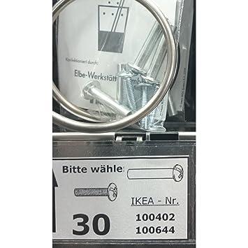 ikea ersatzteile nr. 100402 & 100644: amazon.de: küche & haushalt - Ikea Ersatzteile Küche