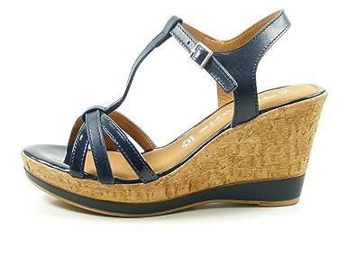 Sandaletten 1 28347 Blau | Sandaletten 1 28347 Blau Tamaris