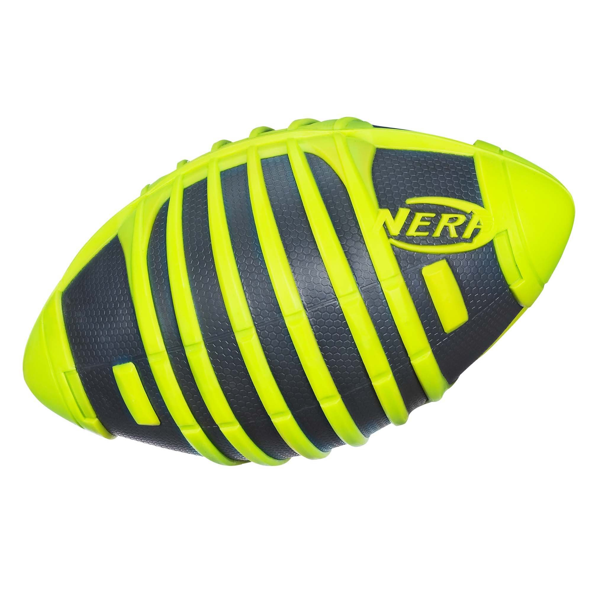Nerf N-Sports Weather Blitz All Conditions Football - Green by NERF