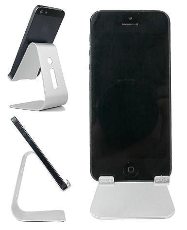 Amazon.com: DURAGADGET Portable Metal Smartphone Desk Stand ...