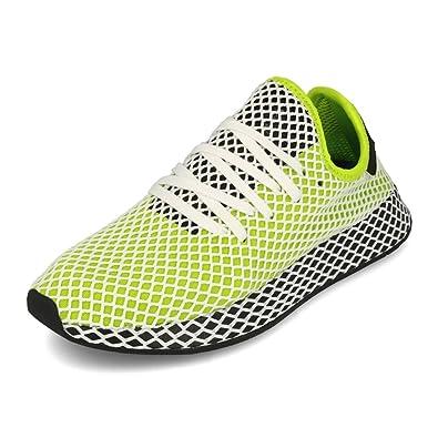 Adidas Deerupt Runner Green Black Größe: 8(42) Farbe: Green