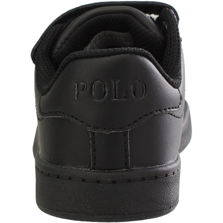 Polo Ralph Lauren Quilton EZ Black Leather 34 EU  Amazon.fr  Chaussures et  Sacs 3d65fe3369e