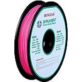 HONGDAK, 3D PLA Printing, 3D Printer Filament, Dimensional Accuracy +/- 0.03 mm, 0.5KG Spool, 1.75 mm, Pink, PLA-500g-1.75mm-PINK