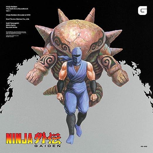 KEIJI YAMAGASHI / RYUICHI NITTA - Ninja Gaiden - The ...