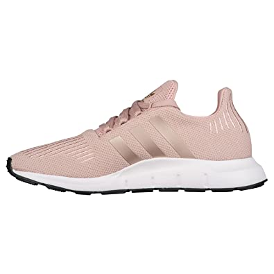 36c7038c1 adidas Originals Women s Swift Run Running Shoes Size  4 UK  Amazon ...
