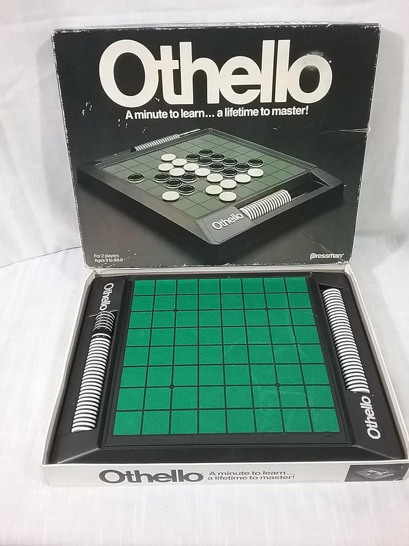 Othello [Toy] by Pressman: Amazon.es: Juguetes y juegos