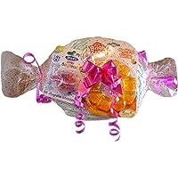 Tarta de pañales caramelo completo para niña Low