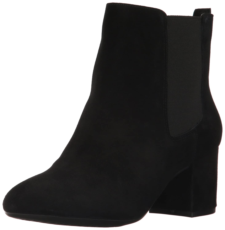 Aerosoles Women's Stockholder S Boot B06Y647VW8 8.5 B(M) US|Black Suede