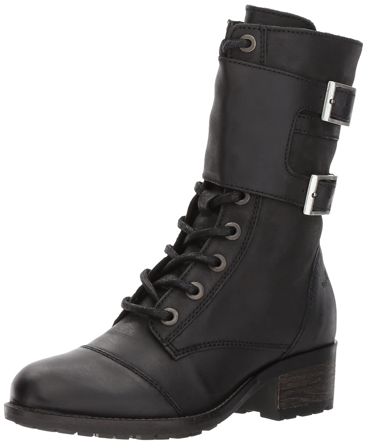/& Co Womens Lune Mid Calf Boot Bos