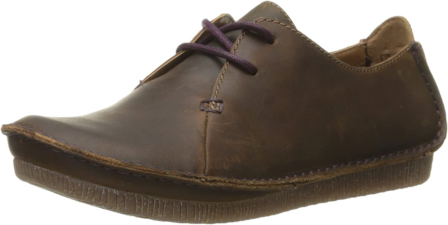 Clarks Women's Janey Mae Oxford