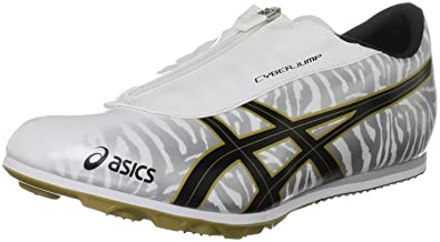 new products amazon outlet online ASICS Unisex's Cyber Jump London Running Shoes