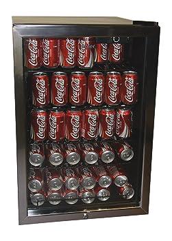 HAIER HBCN05FVS 150 Cans Beverage Cooler/ Refrigerator