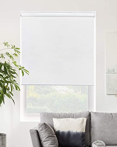 Chicology Cordless Roller Shades Snap-N'-Glide