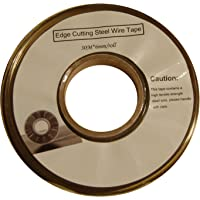 Al's Liner Heavy Duty Edge Cutting Wire Tape - 100 Lineal Feet - Creates Clean Cut Lines Perfect for Truck Bed Liner…