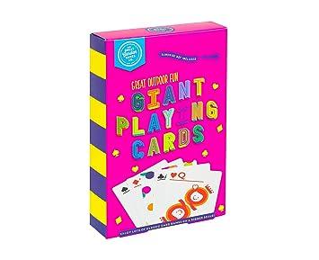 Professor Puzzle BGG2272 - Juego de Cartas Gigantes: Amazon ...