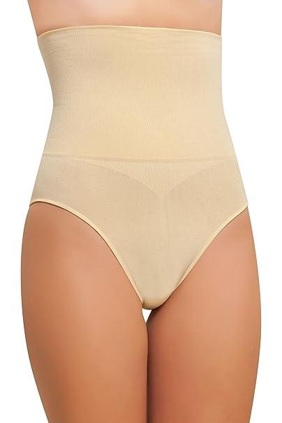 2f76507eb3 NBB Women s Seamless High Waist Tummy Control Body Shaper Slimming Shapewear  Pants at Amazon Women s Clothing store