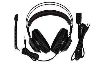 Hyperx Cloud Revolver Casque écouteur Avec Microphone Filaire Avec